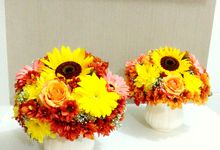 Flower Arrangements by Roseveelt Florist