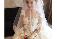 Wedding Daniel dan Mitha by NoV Bridal House