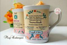 Undangan Mug Inggih dan Umi by Mug-App Wedding Souvenir