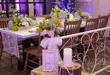 Tommy & Evelyn Wedding by Clique Kitchen & Bar