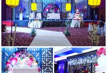Chinese Theme Wedding by Buttercup Decoration