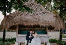 Bredly & Elvirda by Bali Wedding Paradise