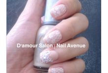 Wedding Nails by Nail Avenue