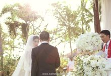The Wedding of Bowie & Desy by Tati Photo