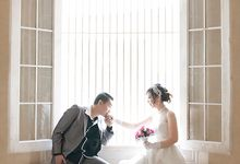 Yudha + Shelvy The Pre wedding by Kairospic Photography