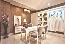 Our Showroom by Luminous Bridal Boutique