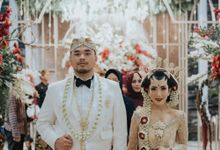 Pernikahan Baby & Erick At Intercontinental by Medina Catering