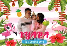 Kyara is Turning 1 by Cooleo 3D Photo