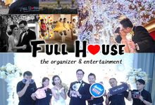 Wedding of Didiet & Corine - 26 januari 2014 by Full House the organizer & entertainment