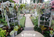 THE WEDDING OF BRICE & MARISA by Eden Design