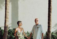 Beatens & Voets Wedding by Alila Seminyak