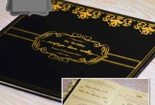 Invitation Projects by Bagus Invitation