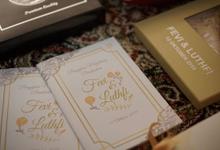 Buku Pengajian Fevi & Luthfi by Bagya