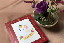 Frame Invitation by Bagya