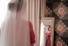 The Wedding of Stephanie & Yohanes by Trickeffect