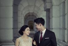 Prewedding Ika & Anang by Cikuray Photography