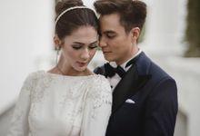 The Wedding of Baim & Paula by Ellinorline Gift