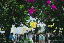 Adhit & Juan Wedding - Bali by Gusde Photography