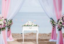Wedding Bart & Joe by Novotel Bali Benoa