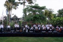 Wedding of Shaehan & Mayesha by Hanny N Co Orchestra