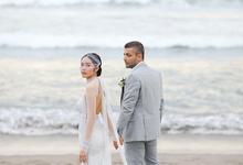 Zach & Zera by Bali Chemistry Wedding