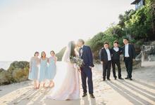 Karl & Eveline  by Bali Chemistry Wedding