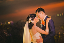 Stefan & Erlina by Bali Chemistry Wedding