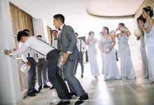 Andy & Lady by Bali Chemistry Wedding