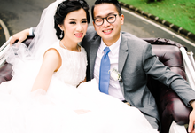 Handara & Margareth by Bali Chemistry Wedding