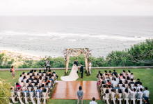 Harris & Stevie by Bali Chemistry Wedding