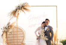 Yoshua & Natali by Bali Chemistry Wedding