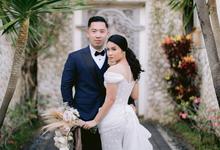 Juvenco & Michelle by Bali Chemistry Wedding
