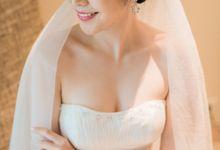 The Wedding of Y & J by fotolatte