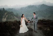 Volcano Bali by Maxtu Photography