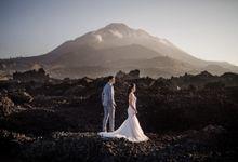 Beautiful Volcano by Maxtu Photography