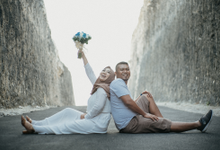 Prewedding Shoot at Melasti Beach by Bali Epic Productions