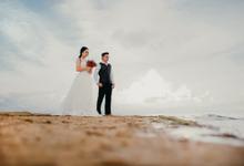Prewedding at Sanur Beach Bali by Bali Epic Productions