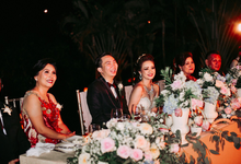 The wedding of Hubert & Patricia by Bali Eve Wedding & Event Planner