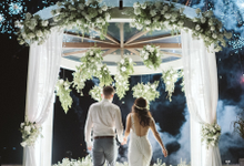 The Wedding of Shan and Andrew by Bali Flower Decor