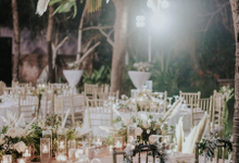 The Wedding of Yoel & Tamara by Bali Flower Decor