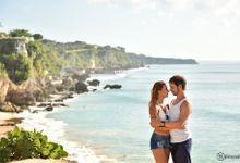 Honeymoon of Carlos & Marianna by THL Photography