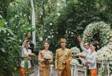 Wedding of Gen & Yuri by The Kayon, Truly Ubud Resort