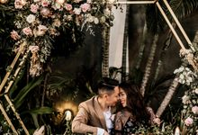 An intimate and private wedding in Bali by Hipster Wedding