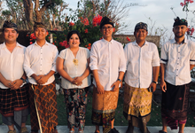 Bali Bossa Band at Plenilunio Villa 20 Oct 18 by BALI LIVE ENTERTAINMENT