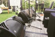Bali Bossa Band & Sound Henson & Lenny wedding by BALI LIVE ENTERTAINMENT