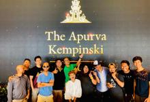 Opening Apurva Kempinski Bali feat Lea Simanjuntak by BALI LIVE ENTERTAINMENT