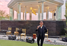 Bali Bossa Band & RVK Sound Rowie&Fergie wedding by BALI LIVE ENTERTAINMENT