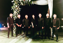 Aprilia & Jerry wedding 14 Sep 19 by BALI LIVE ENTERTAINMENT
