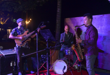 Jazz Quartet for Dinner Gathering 13 Sep 19 by BALI LIVE ENTERTAINMENT