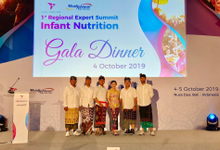 GALA DINNER Regional Expert Summit Mead Johnson by BALI LIVE ENTERTAINMENT